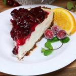 cranberrry orange cheesecake recipe