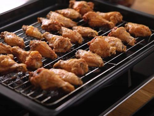 Crispy Baked Chicken Wings Recipe