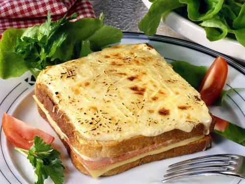 croque monsieur recipe