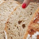 crusty loaf cake recipe