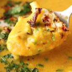 curried cauliflower and apple soup recipe