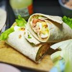 easy salmon wraps recipe
