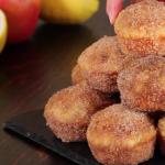eggnog doughnut muffins recipe