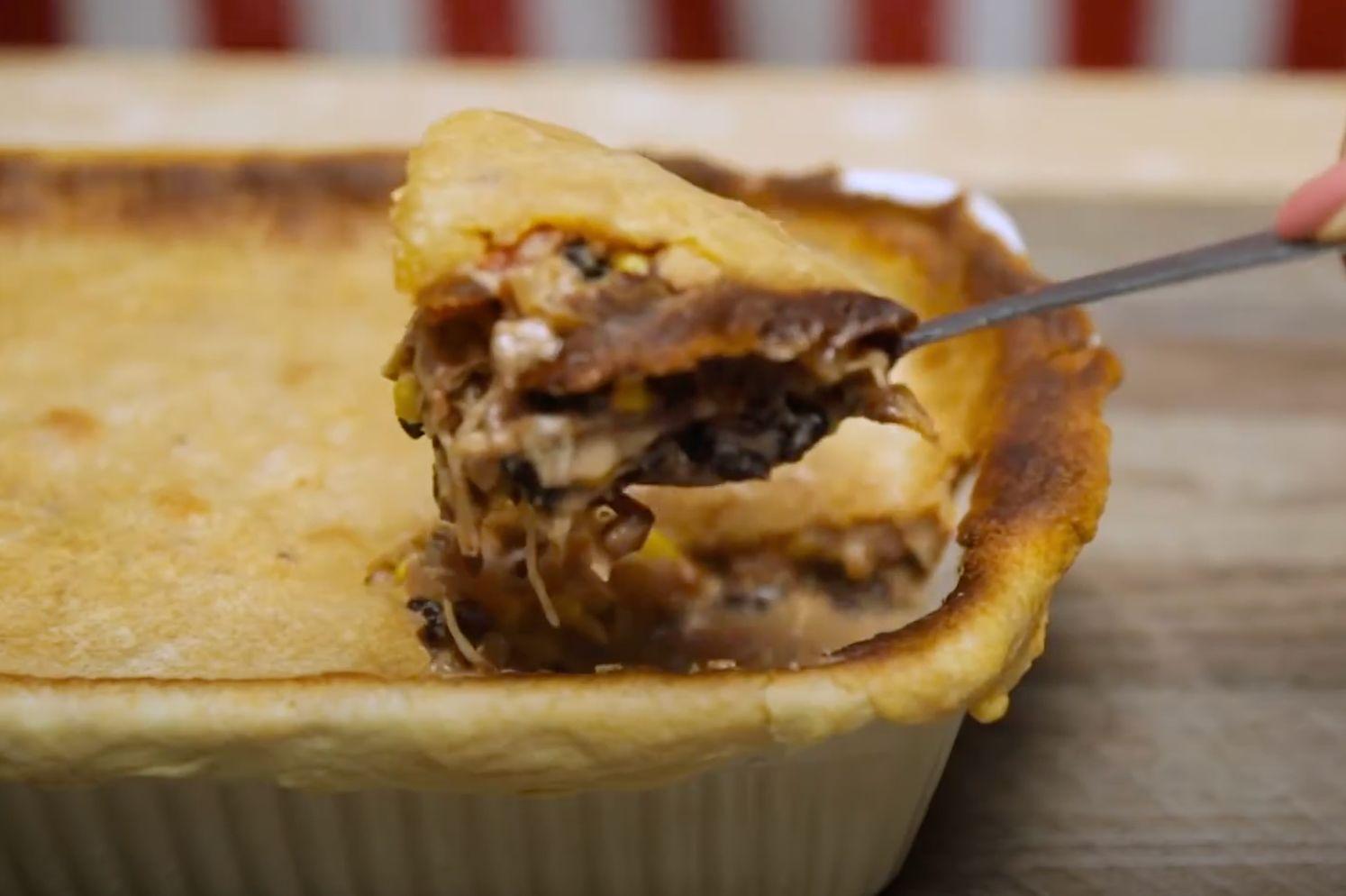 Fiesta Chicken Casserole Recipe