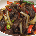 flank steak stir fry recipe