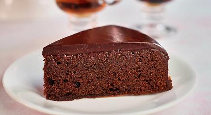 flourless chocolate almond cake with chocolate ganache recipe