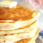 fluffy buttermilk pancakes recipe