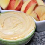 granola caramel apple fruit dip recipe
