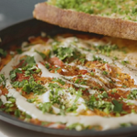 harissa eggs in purgatory recipe