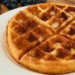 homemade buttermilk waffles recipe