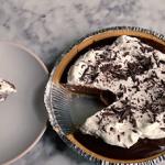 homemade chocolate pudding pie recipe
