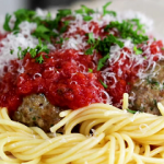 italian beef and spinach meatballs recipe