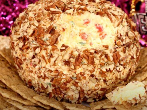 Jalapeño Bacon Cheeseball Recipe