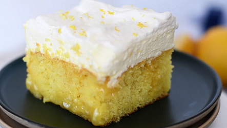 lemon lime poke cake recipe