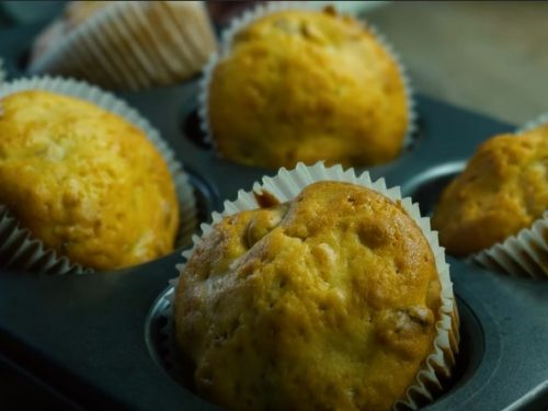 maple muffins recipe