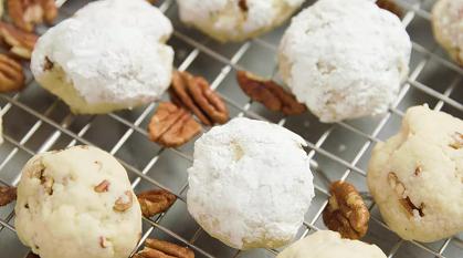 mexican bride cookies recipe