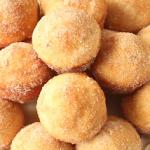 mini powdered sugar donut muffins recipe