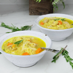 moroccan chicken and couscous soup recipe