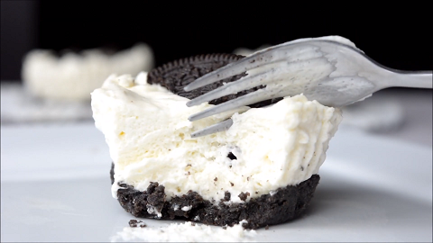 no bake oreo cheesecake bites recipe