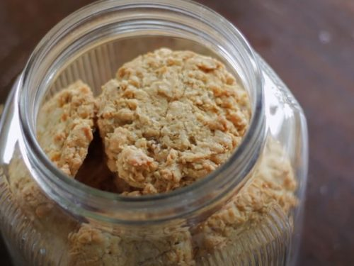 Oatmeal Coconut Cookie Recipe