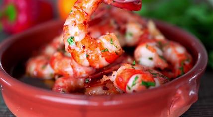 old fashioned sauteed shrimp recipe