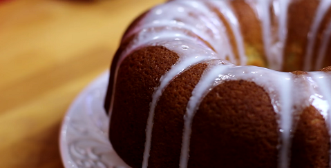 olive oil lemon cake recipe