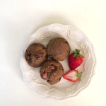 on-the-go berry pancake muffins recipe