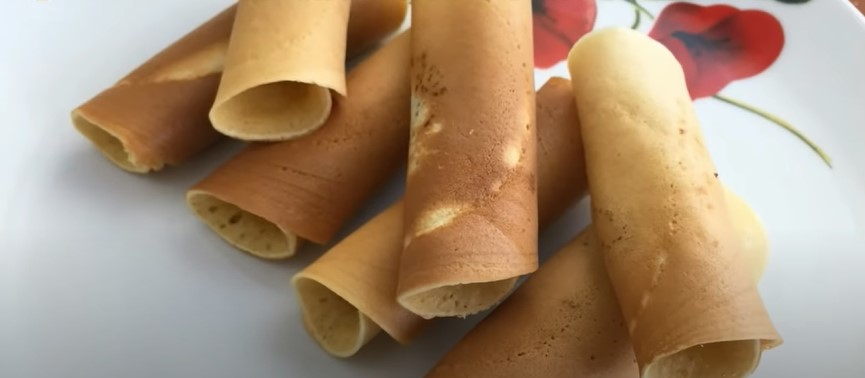 Pancake Roll Ups Recipe