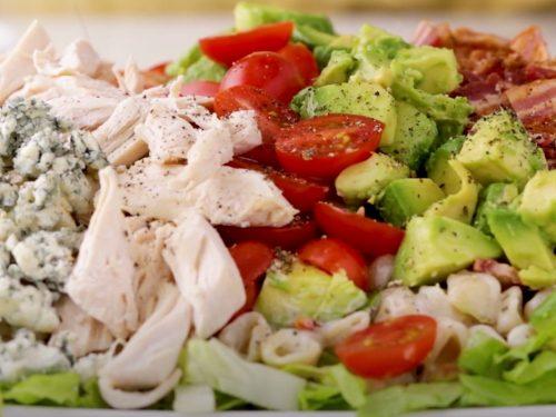 Pasta Cobb Salad Recipe