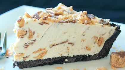peanut butter butterfinger cheesecake recipe
