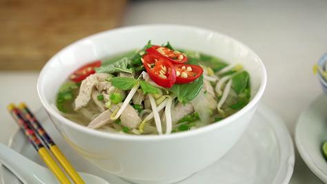 pho ga vietnamese chicken noodle soup recipe