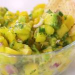pineapple mango avocado salsa recipe