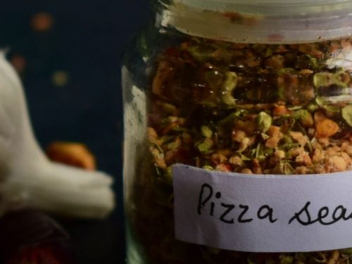 Pizza Seasoning Recipe
