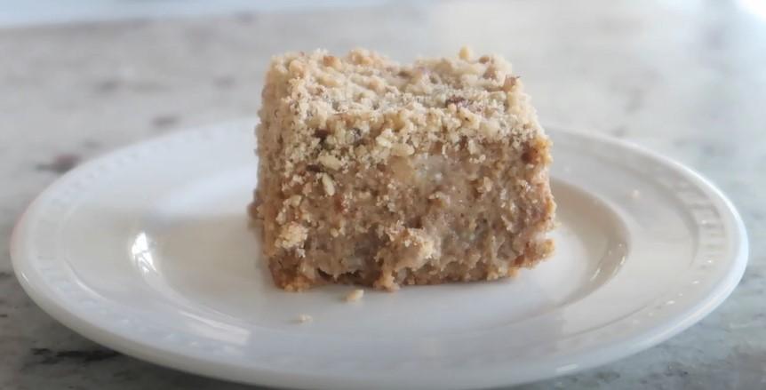 Pumpkin Cheesecake Crumb Bars Recipe