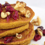 pumpkin oat pancakes recipe