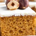 pumpkin sheet cake recipe