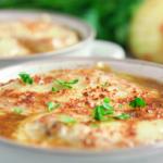 quick steak and onion soup recipe