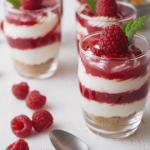 raspberry cheesecake shooters recipe