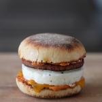 sausage and egg muffin sandwich recipe