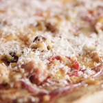 savory grilled pizza recipe
