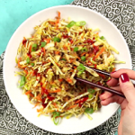 sesame beef and cabbage stir fry recipe