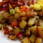 sheet pan home fries recipe