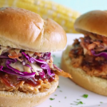 slow cooker chicken sandwiches recipe