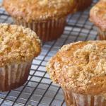 sour cream muffins recipe