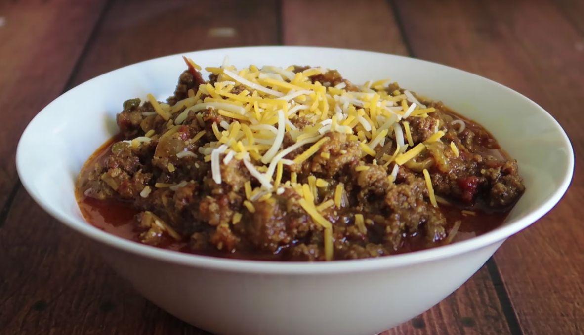 Southwestern Beef Chili Recipe