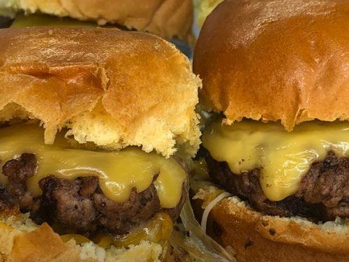 Southwestern Cheeseburger Sliders Recipe