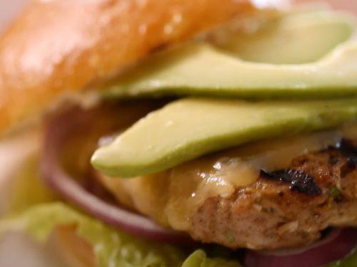 Southwestern Turkey Burgers Recipe