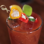 spicy bloody maria cocktail recipe