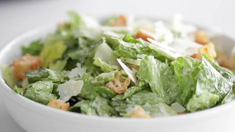 spicy caesar salad recipe