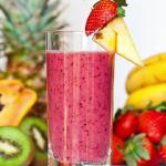 tropical breakfast shake recipe
